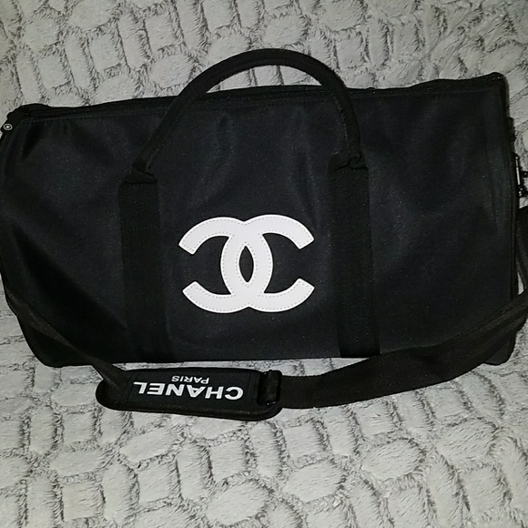 CHANEL Handbags - Chanel VIP Duffle Bag 45000c3b4f3ca